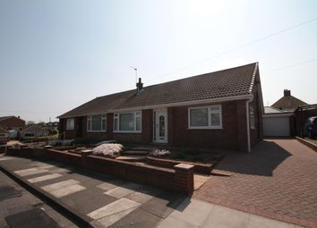Thumbnail 3 bed semi-detached bungalow for sale in Lastingham Avenue, Middlesbrough