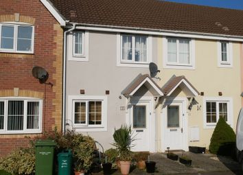 Thumbnail 2 bedroom terraced house for sale in Bluebell Drive, Llanharan, Pontyclun