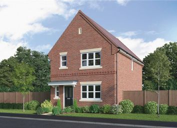 """3 bed detached house for sale in """"Malvern"""" at Seagrave Road, Sileby, Loughborough LE12"""