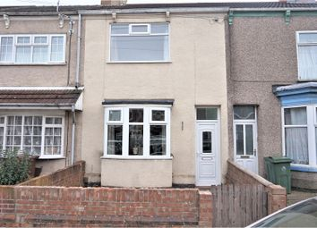 Thumbnail 3 bed terraced house for sale in Kettlewell Street, Grimsby