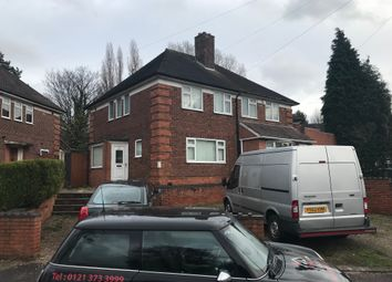 Thumbnail 3 bed semi-detached house to rent in Turfpits Lane, Erdington, Birmingham