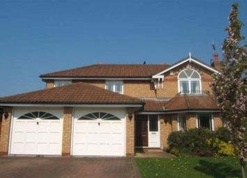 Thumbnail 4 bed detached house to rent in Wolverton Drive, Wilmslow