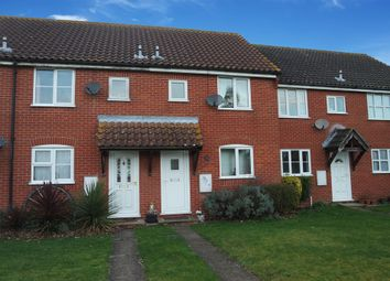 Thumbnail 2 bedroom terraced house for sale in Locks Road, Westhall, Halesworth