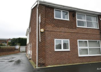 Thumbnail 2 bed flat to rent in Willowtree Avenue, Durham