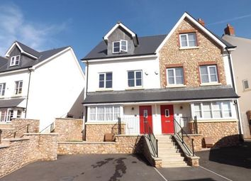 Thumbnail 4 bed semi-detached house for sale in Kingskerswell, Newton Abbot, Devon
