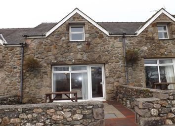 Thumbnail 2 bed barn conversion to rent in Rhostrehwfa, Llangefni