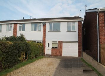 Thumbnail 3 bed end terrace house to rent in Winterborne Road, Abingdon