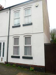 Thumbnail 3 bed terraced house to rent in Midland Road, Rushden