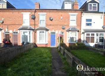 Thumbnail 2 bed terraced house for sale in Florence Buildings, Hubert Road, Birmingham, West Midlands.