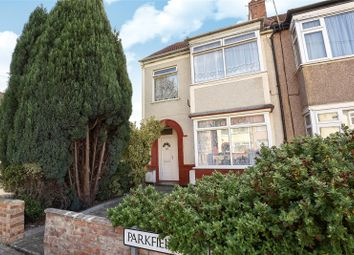 Thumbnail 3 bedroom maisonette for sale in Parkfield Road, Harrow, Middlesex