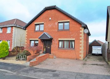 Thumbnail 4 bed detached house for sale in 12 Oakfield Drive, Bonhill