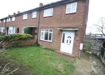 Thumbnail 2 bed end terrace house to rent in Marlyon Road, Hainault
