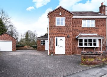 Thumbnail 3 bed detached house for sale in Albert Street, Horncastle, Lincs