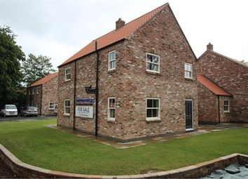 Thumbnail 4 bed detached house for sale in Plot 1 Manor Garth, School Lane, Holmpton, East Riding Of Yorkshire