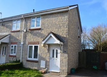 Thumbnail 2 bed end terrace house to rent in Heol Y Fro, Llantwit Major