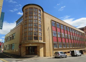 Thumbnail 1 bed flat for sale in Guildhall Road, Northampton
