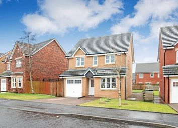 Thumbnail 3 bed detached house for sale in Fernlea Avenue, Mauchline, East Ayrshire