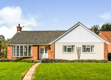 Thumbnail 3 bedroom detached bungalow for sale in Linden Way, Boston