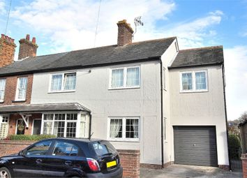 Thumbnail 4 bed semi-detached house for sale in The Avenue, Dunmow