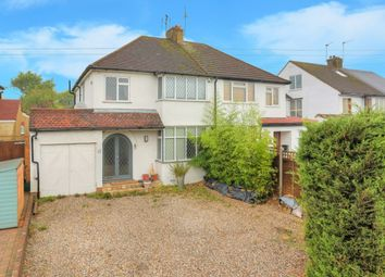 Thumbnail 3 bed semi-detached house for sale in Penn Road, Park Street, St. Albans