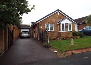 Thumbnail 2 bed bungalow for sale in Burnthurst Crescent, Monkspath, Solihull, West Midlands