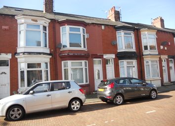 Thumbnail 2 bedroom terraced house to rent in Bush Street, Middlesbrough