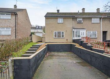 Thumbnail 2 bedroom end terrace house for sale in Bishport Avenue, Bishopsworth, Bristol