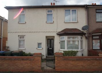 Thumbnail 1 bed end terrace house to rent in Terry Road, Coventry