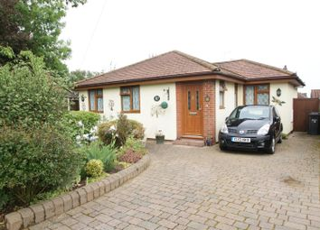Thumbnail 2 bed detached bungalow for sale in Richmond Drive, Rayleigh