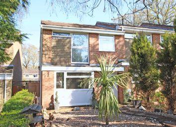 Thumbnail 3 bedroom end terrace house for sale in Oakwood Drive, Southampton