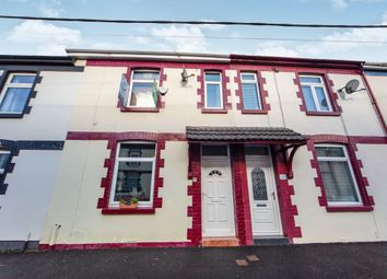 Thumbnail 2 bed terraced house for sale in Stuart Street, Pontyclun