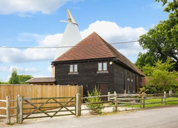 Thumbnail 4 bed semi-detached house for sale in Crittenden Road, Matfield, Tonbridge