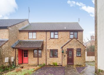 Thumbnail 3 bed end terrace house for sale in Moorlands Road, Merriott