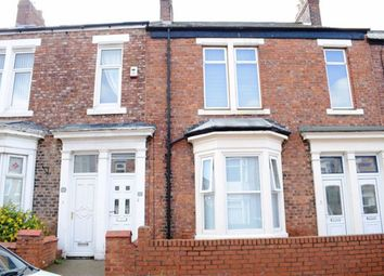 Thumbnail 3 bed maisonette to rent in Northcote Street, South Shields