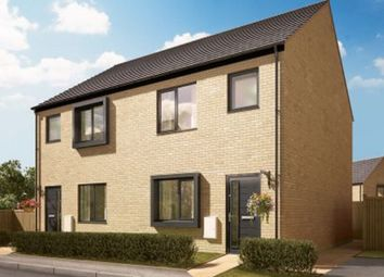Thumbnail 3 bed semi-detached house for sale in Sinatra Drive, Oxley Park, Milton Keynes, Buckinghamshire