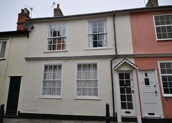 Thumbnail 3 bed cottage for sale in Suffolk Street, Walton-On-The-Naze