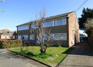 Thumbnail 2 bedroom maisonette for sale in Briscoe Road, Rainham, Essex