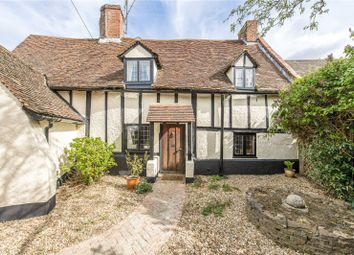Thumbnail 3 bed detached house for sale in High Street, Gosmore, Hitchin, Hertfordshire