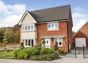 4 bed detached house for sale in Warneford Crescent, Longhedge, Salisbury SP4