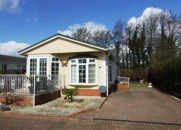 Thumbnail 2 bed mobile/park home for sale in Fordham, Ely, Cambridgeshire