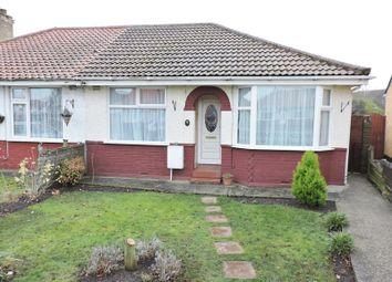 Thumbnail 2 bed semi-detached bungalow for sale in Edgerton Road, Lowestoft