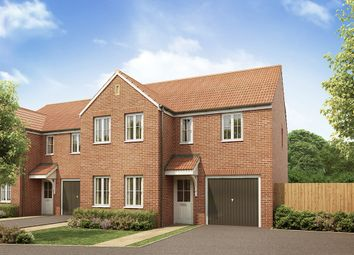 "Thumbnail 4 bed detached house for sale in ""The Kendal"" at Market View, Dorman Avenue South, Aylesham, Canterbury"