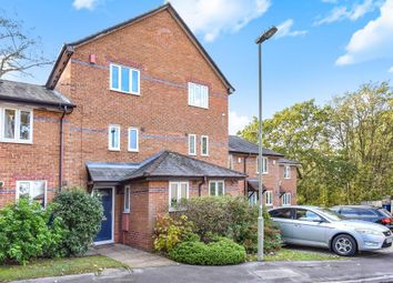 Thumbnail 3 bed town house for sale in Anne Greenwood Close, Iffley Village, Oxford
