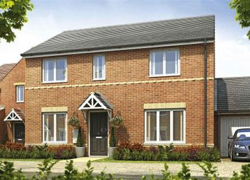 Thumbnail 4 bedroom detached house for sale in Plot 191, Shelford, Hele Park