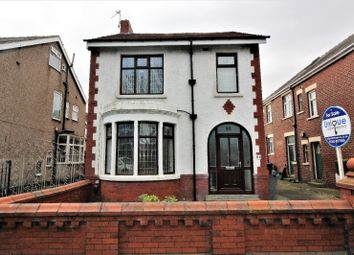 Thumbnail 3 bedroom detached house for sale in Watson Road, Blackpool