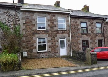 Thumbnail 3 bed terraced house for sale in Gew Terrace, Redruth