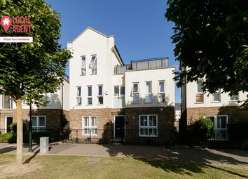 Thumbnail 4 bed detached house for sale in Liverymen Walk, Greenhithe