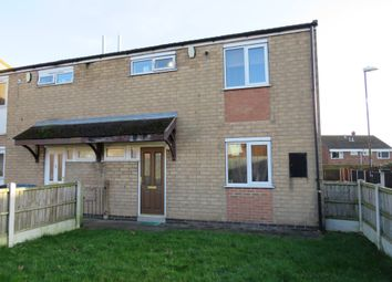 Thumbnail 3 bed end terrace house for sale in Coldstream Walk, Sinfin, Derby