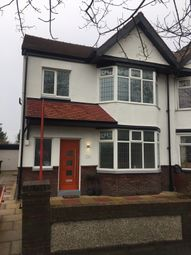 Thumbnail 4 bed semi-detached house to rent in Liverpool Avenue, Ainsdale, Southport