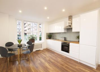 Thumbnail 3 bed flat to rent in Russell House, Cambridge Street, London